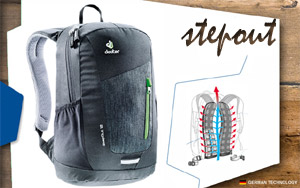 Рюкзаки Deuter Stepout 12 | 7712