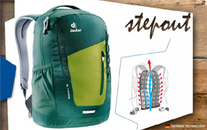 Рюкзаки Deuter Stepout 16 | 2219