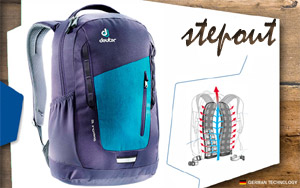 Рюкзаки Deuter Stepout 16 | 3327