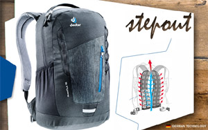 Рюкзаки Deuter Stepout 16 | 7712