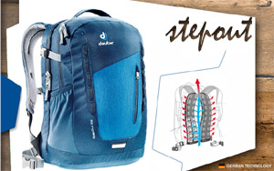 Рюкзаки Deuter Stepout 22 | 3328