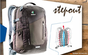 Рюкзаки Deuter Stepout 22 | 4601