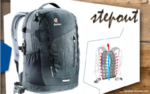 Рюкзаки Deuter Stepout 22 | 7712