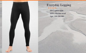 Icebreaker Everday Legging Men | арт. 101 266 001