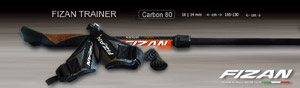Fizan NW Trainer 80% Carbon