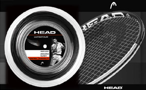 Cтруны Head Ultra Tour 1.25mm / 17g - 200 m | Black