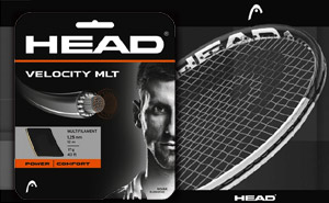 Струны Head Velocity MLT 1.25mm 17g - 12 m