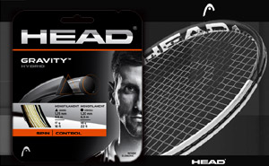 Head Gravity | Main 1.25mm /17g - Cross 1.20mm /18g