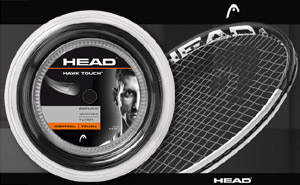 Струны HEAD Hawk Touch 1.25mm / 17g - 120 m | Ант