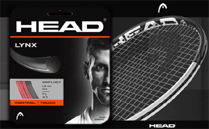 Cтруны Head Lynx 1.25mm / 17g - 12 m | Red