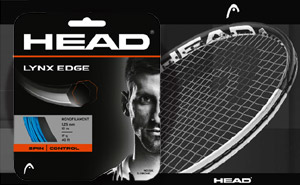 Cтруны Head Lynx Edge 1.25mm / 17g - 12 m