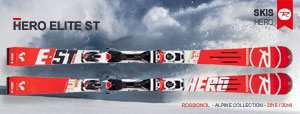 Горные лыжи Rossignol Hero Elite ST 2016