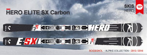 Горные лыжи Rossignol Hero Elite SX Carbon
