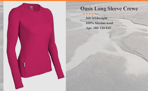 BF 260 Oasis LS Crew | IBF 126 F47
