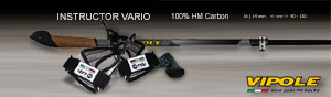 Vipole Instructor Vario Top-Click QL K.T. Dark DLX