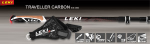 Leki Traveller Carbon | 636 2603