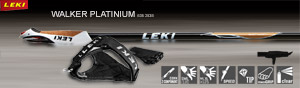 Leki Walker Platinium 16 mm | 635 2538