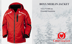 Куртка Obermeyer Boys Merlin Jacket