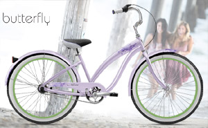 Nirve Butterfly 3 Speed