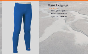 Oasis Legging Junior | арт.IBO 189 С06