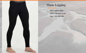 Icebreaker Oasis Legging Men | арт. 100 481 001