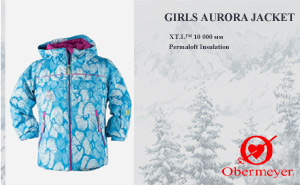 Куртка Obermeyer Girls Aurora Jacket | 51000-063
