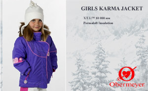 Куртка Obermeyer Girls Karma Jacket | 25505