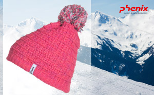 Phenix Groovy Knit Hat | PK