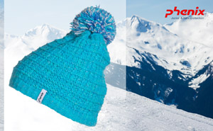 Phenix Groovy Knit Hat | TQ