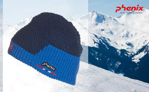 Phenix Norway Alpine Team JR Knit Hat | NV