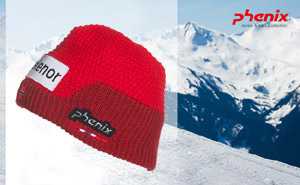 Phenix Norway Alpine Team JR Knit Hat | RD1