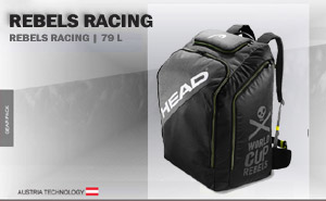 Рюкзак Head Rebels Racing Backpack | Large 79L