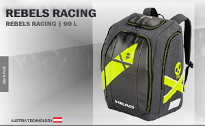 Рюкзак Head Rebels Racing Backpack | Large 90L