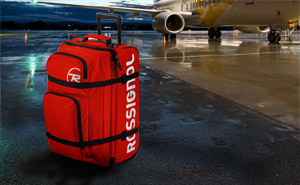 Rossignol Radical Cabin Bag | Red