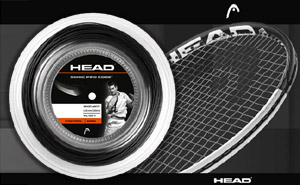 Cтруны Head Sonic Pro Edge Reel 16 | 1.30 mm / 200