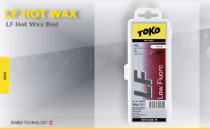LF Hot Wax Red 120 | -4°С ... -12,°C.