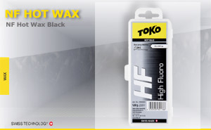 ToKo NF Hot Wax Black 120