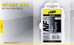 ToKo NF Hot Wax Black 40