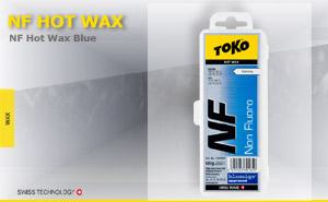 ToKo NF Hot Wax blue 120