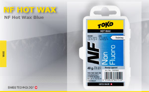 ToKo NF Hot Wax blue 40