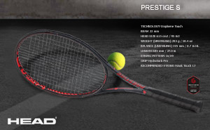 Ракетка Head Graphene Touch Prestige S