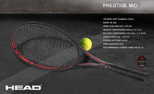 Ракетка Head Graphene Touch Prestige MID