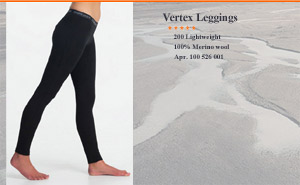 Icebreaker Vertex Leggings | арт. 100 526 001