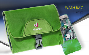 Deuter Wash Bag I | арт. 2205