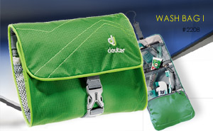 Deuter Wash Bag I | арт. 2208