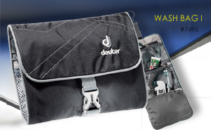 Deuter Wash Bag I | арт. 7490
