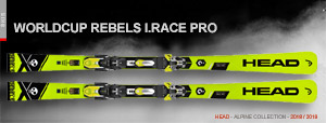 HEAD Worldcup Rebels i.Race PRO 2019